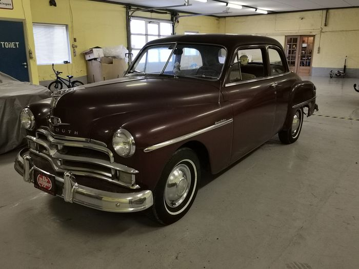 Plymouth - Special Deluxe - 1950