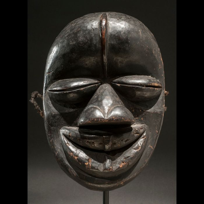 Mask - Wood - Côte d'Ivoire