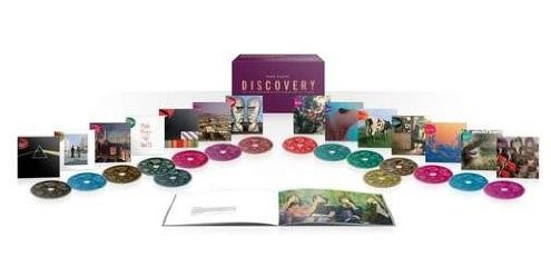 Pink Floyd - Discovery Box Set Containing Fourteen Studio Albums and Unique Sixty Page Booklet - Multiple titles - CD Box set - 2011