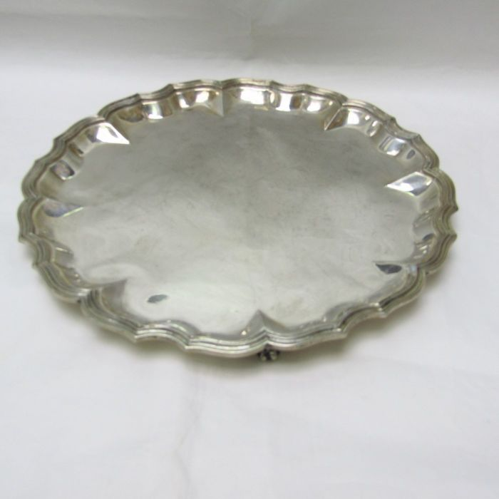 Centerpiece - .915 silver - 610 gr. - Spain - Early 20th century