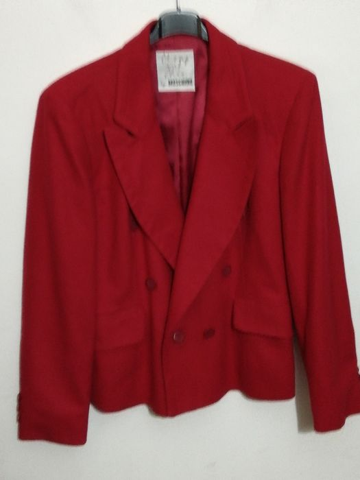 Moschino Cheap And Chic - Veste - Taille: UE 40 (IT 44 - ES/FR 40 - DE/NL 38)