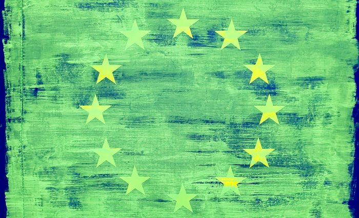 Carmine Agosto - Cleaning Europe #3 - GREEN