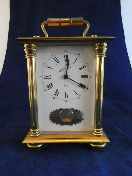 Carriage clock - Copper - 20th century