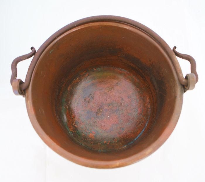 Pot - Copper