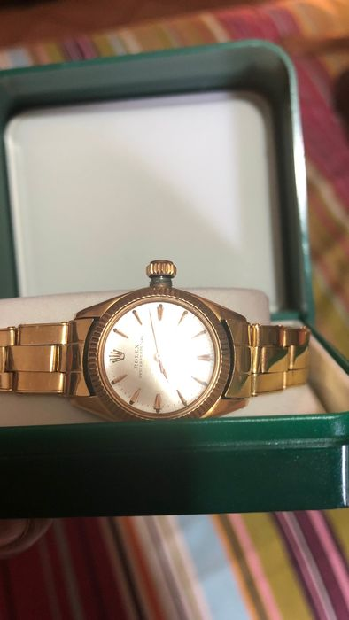 Rolex - Oyster Perpetual - 6619 - Women - 1960-1969