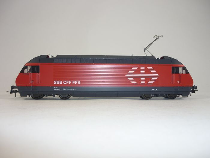 Roco H0 - 43970 - Electric locomotive - Re 4/4 - SBB-CFF