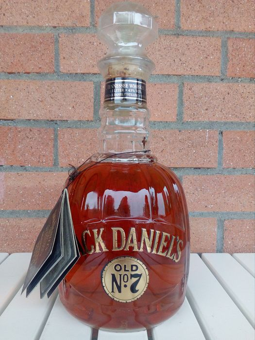 Jack Daniel's Maxwell House Bottle - Original bottling - 1.5 Litres