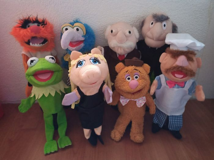 The Muppets - Disney - Hand puppets - 2000-present - Netherlands