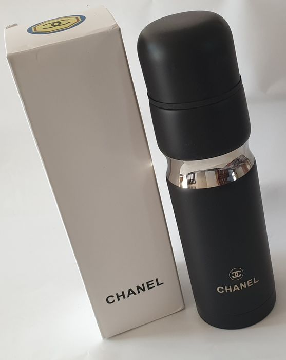 Chanel  - THERMOS collection black Halloween Chanel (1) - Modern - Steel (stainless)