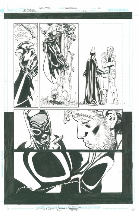 Batgirl #52 - page 12 - First edition - (2004)
