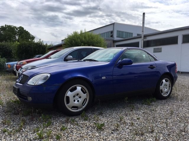 Mercedes-Benz - SLK 230 Kompressor Roadster - 1998