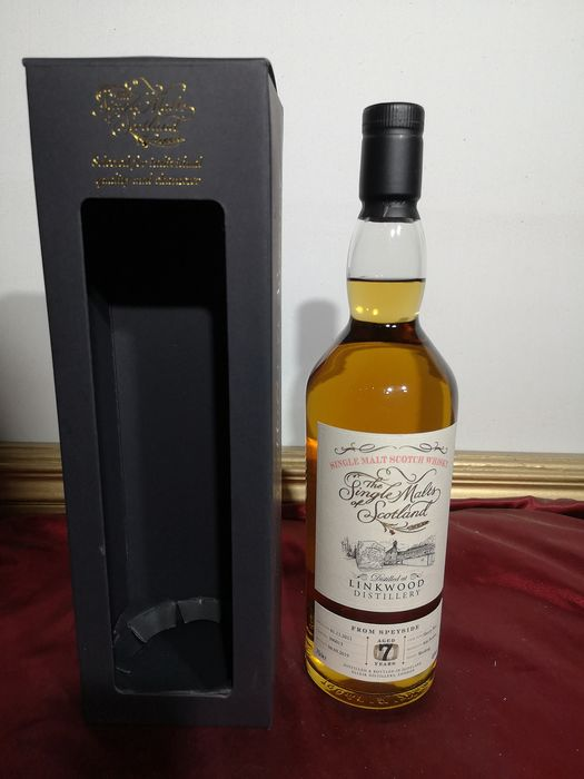 Linkwood 2011 7 years old - The Single Malts of Scotland - 0.7 Ltr