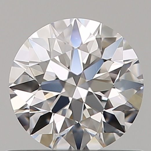 Diamond - 0.50 ct - Brilliant - D (colourless) - VVS2