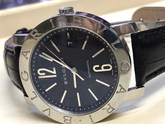 Bvlgari - Diagono Large - BB 42 SL AUTO - Men - 2011-present