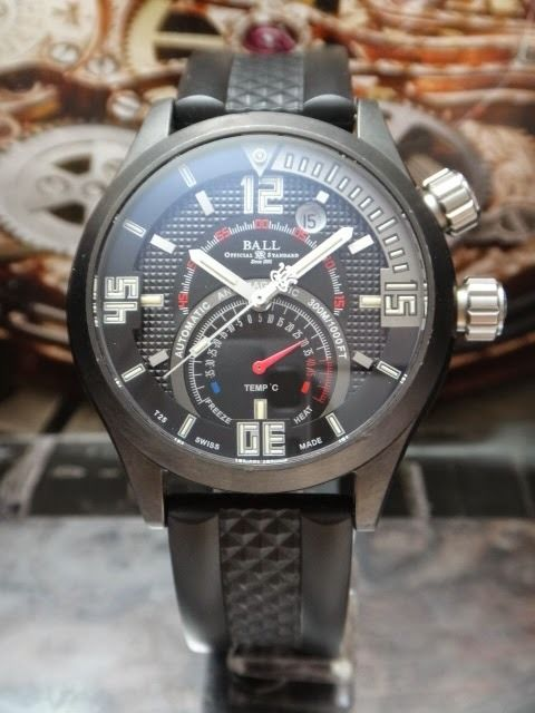 BALL - Engineer Master II Limited Edition - DT1020A - Men - 2000-2010