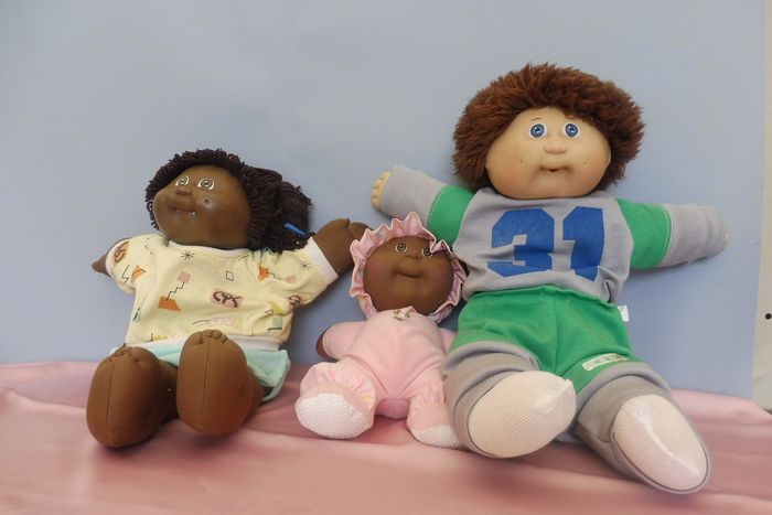 Hasbro - Vintage - Figure cabbage Patch kids