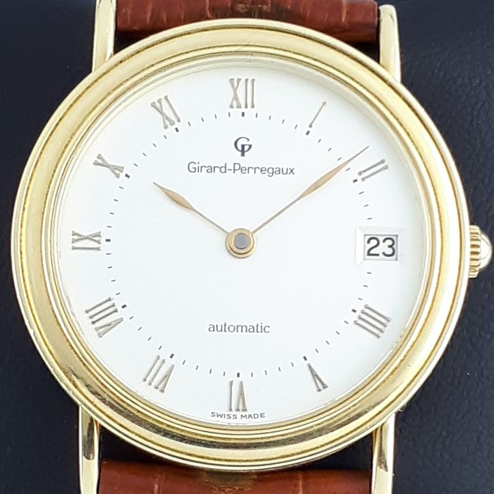 Girard-Perregaux - Ultra Thin Classique, Automatic, 18 K Yellow Gold  - Ref: 4839 2 51 - Homme - 2011-aujourd'hui