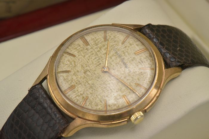 Girard-Perregaux - NO RESERVE PRICE - Men - 1960s
