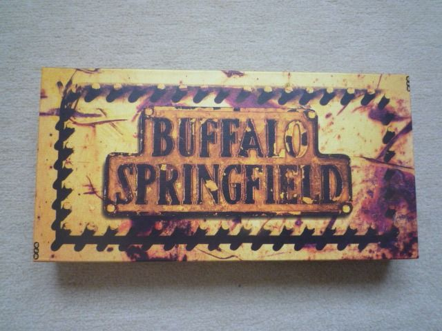 Buffalo Springfield - Multiple titles - Box set - 2001/1966