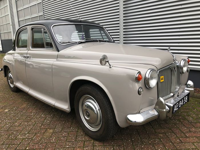 Rover - P4 100 6 cilinder Overdrive - 1962