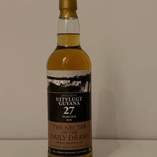 Uitvlugt 1990 27 years old The Nectar - The Nectar of the Daily Drams - 70cl