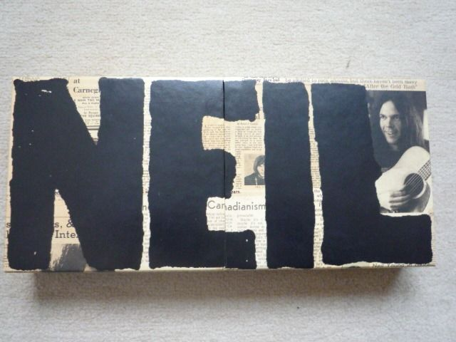 Neil Young - Archives - Vol. 1 (1963-1972) - Multiple titles - Box set - 1963/2009