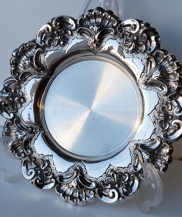 Saves - .835 silver - Portugal - Early 20th century