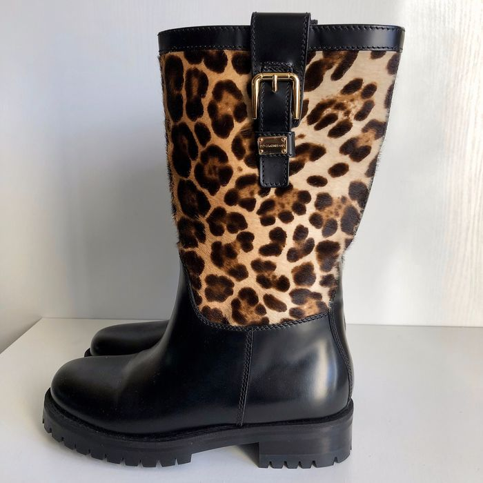 Dolce & Gabbana Boots - Size: IT 36