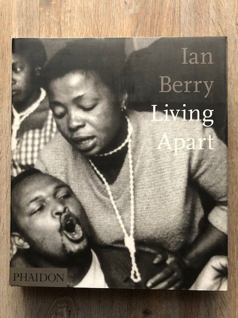 Signed; Ian Berry - Living Apart - 1996