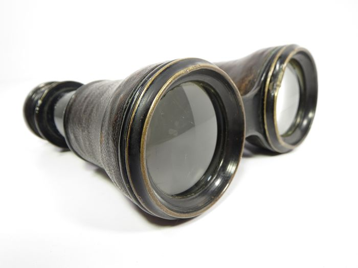 Individual master. Ancient Binoculars Estimated 1890-1905