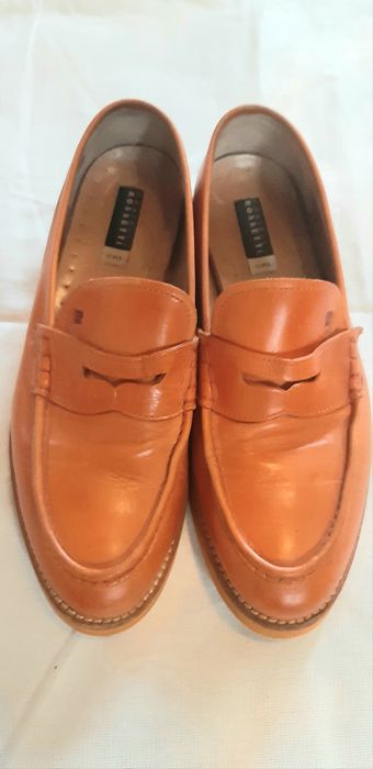 Fratelli Rossetti - Mocassin Loafers - Size: FR 39