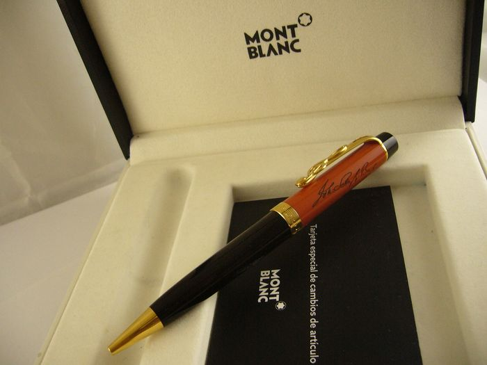 Montblanc - Ballpoint - Complete collection