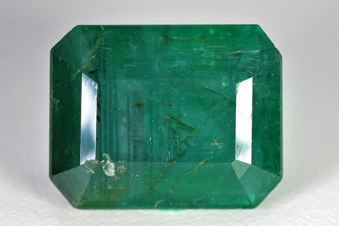 No Reserve Price - Zambia - Smaragd - 18.87 ct