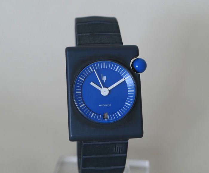 Lip - Mach 2000 Automatic by Roger Tallon - NO RESERVE PRICE - - 43789 - Unisex - 1970-1979