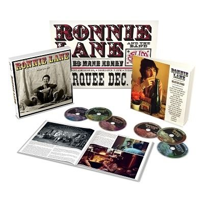 Ronnie Lane - Just For A Moment (Music 1973-1997) - Mint & Sealed - 6 - CD Box set - 2019/2019