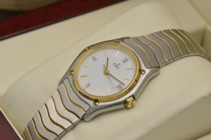 Ebel - Classic Wave - Ref. 183908 - Mujer - 1990s