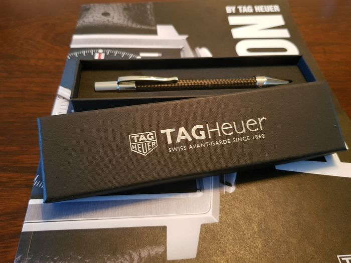 Tag Heuer - Pen by Tag Heuer - 1