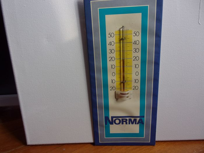 NORMA thermometer - Cardboard