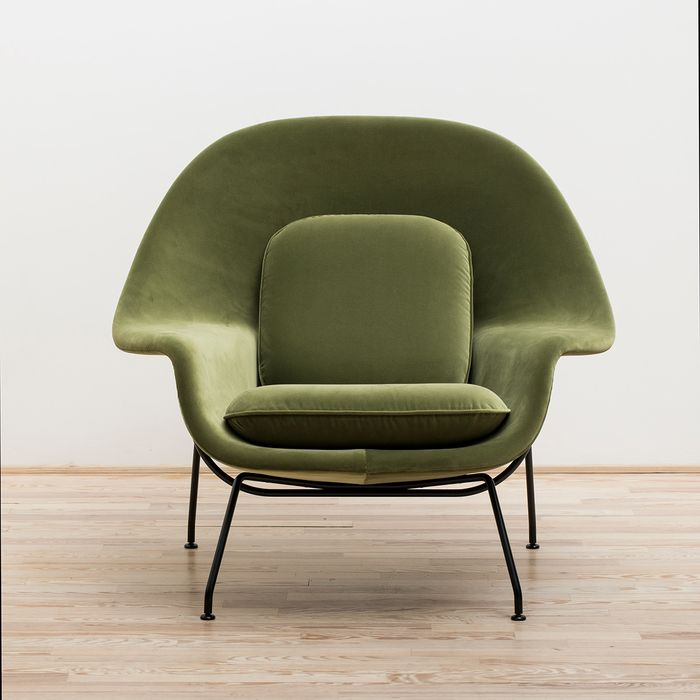 Eero Saarinen - Knoll - Armchair (1) - Womb Chair