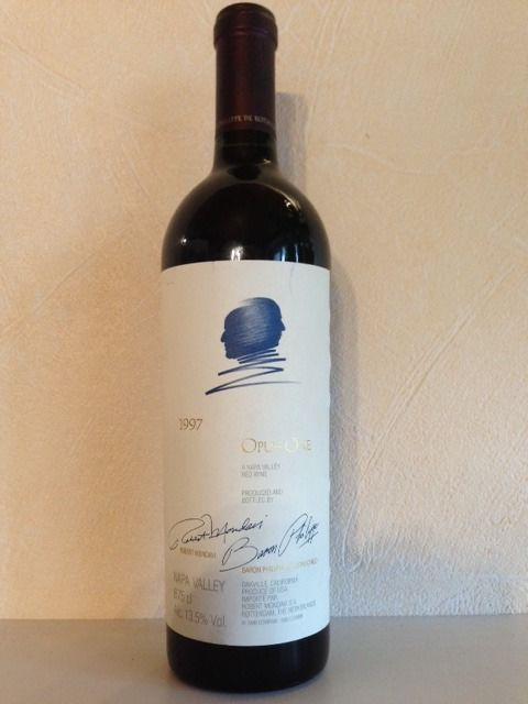 1997 Opus One - Napa Valley - 1 Fles (0.75L)