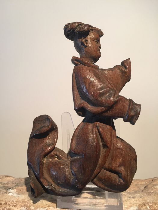 Sculpture - Gothic - Oak - Early 16th century