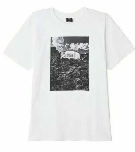 Shepard Fairey (OBEY) x Invader  - T-Shirt (Size L)
