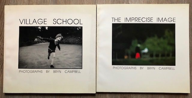 Signed; Bryn Campbell - The imprecise image & Village School - 1995