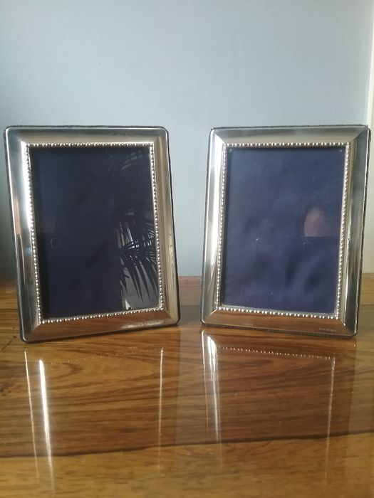 Carr's of Sheffield - Picture Frames- 925 silver (2)