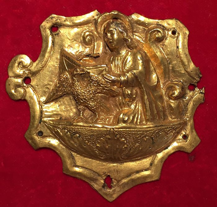 Relief - Renaissance - Copper - 16th century