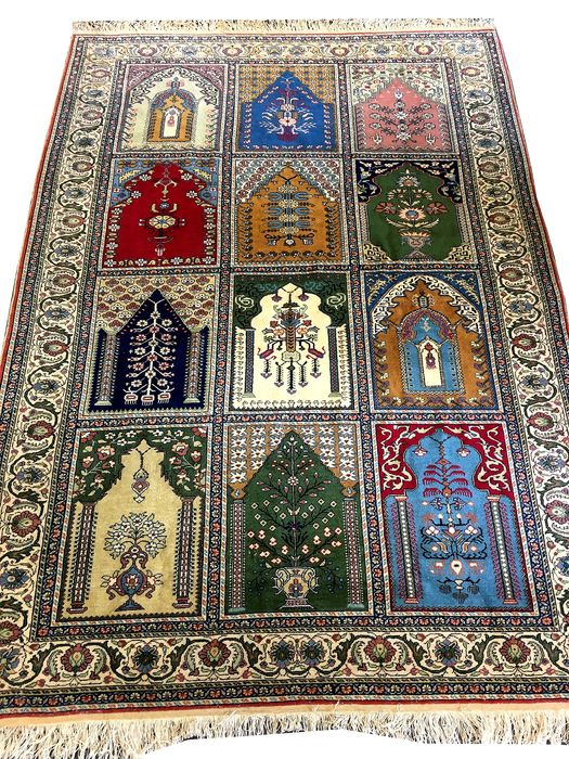 Hereke - Carpet - 282 cm - 202 cm