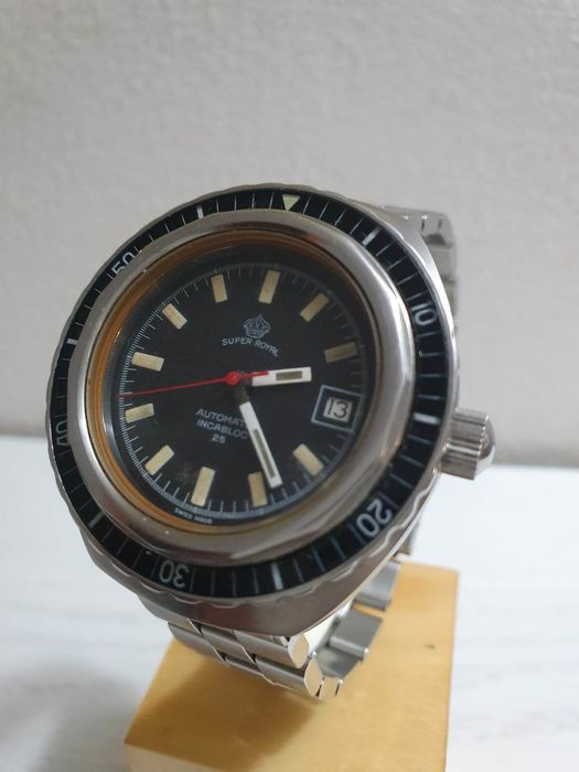 Super Royal - Diver Sub - Heren - 1970-1979