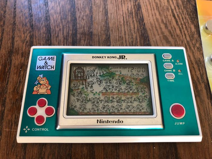 Nintendo Game & Watch - Wide Screen - LCD game - Without original box