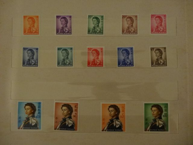 Asia - Various series/stamps and blocks and more, including China