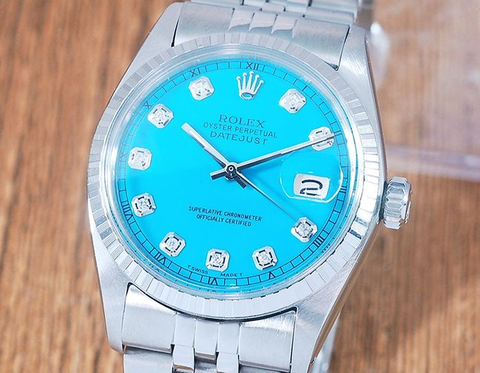 Rolex - Oyster Perpetual DateJust  - 1603 - Heren - 1960-1969